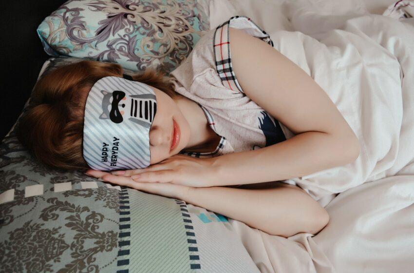 Consigli utili per dormire meglio