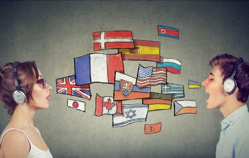 Le 5 lingue più parlate al mondo e perchè dovresti impararle