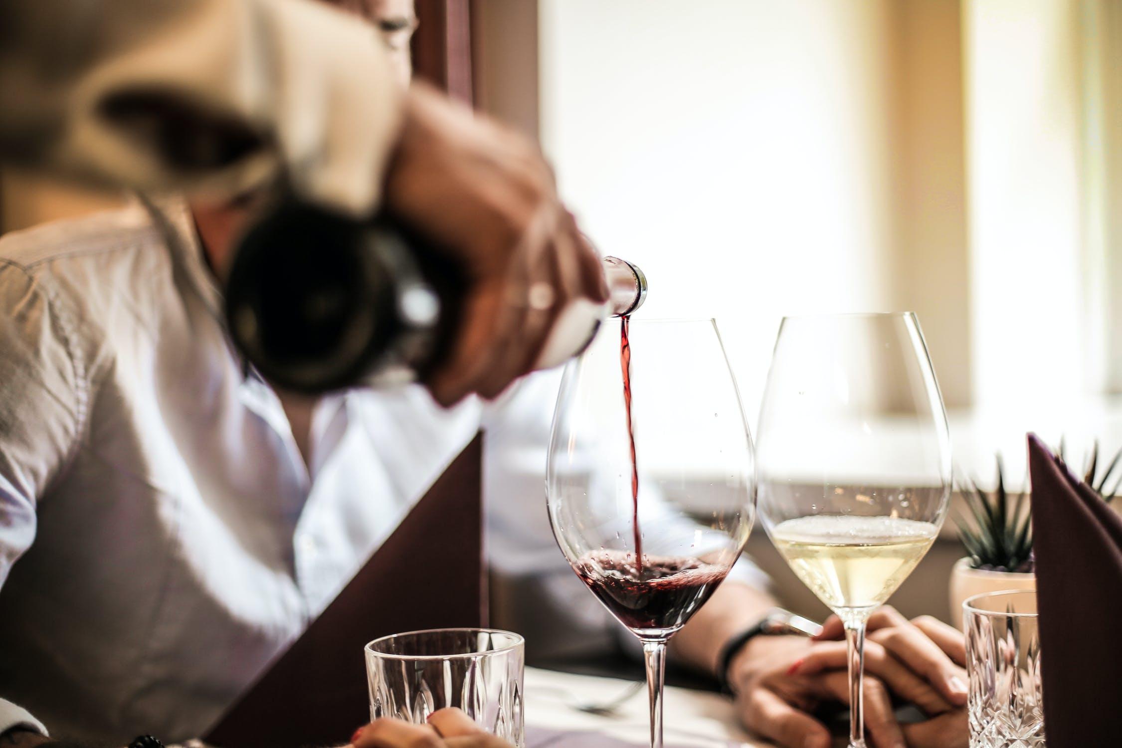 Qual è la temperatura perfetta per la conservazione del vino?