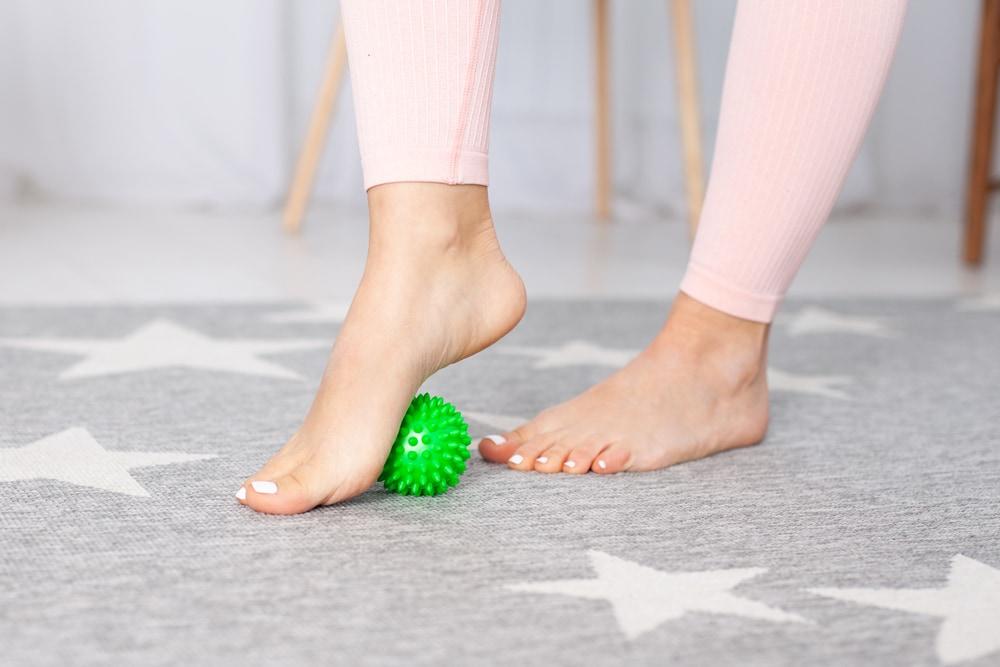Rafforzare i muscoli del piede: esercizi per i corridori